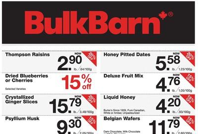 Bulk Barn Flyer November 7 to 13
