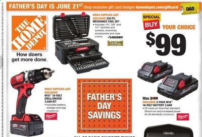 The Home Depot Weekly Ad & Flyer June 11 to 21
