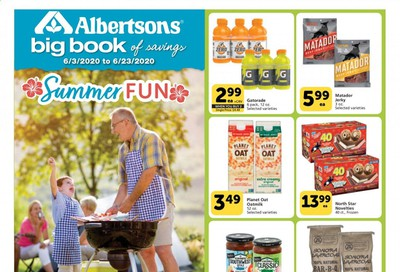 Albertsons Weekly Ad & Flyer June 3 to 23