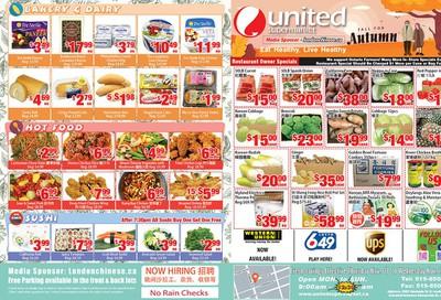United Supermarket Flyer November 7 to 13