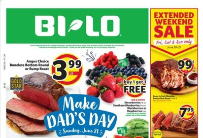 BI-LO Weekly Ad & Flyer June 17 to 23