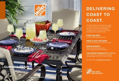 The Home Depot Weekly Ad & Flyer June 15 to August 30