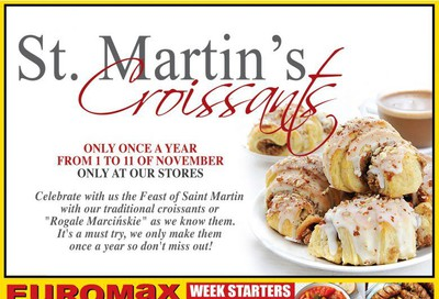 EuroMax Foods Flyer November 7 to 13