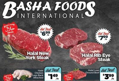 Basha Foods International Flyer June 18 to July 1