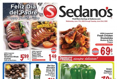 Sedano's Weekly Ad & Flyer June 17 to 23
