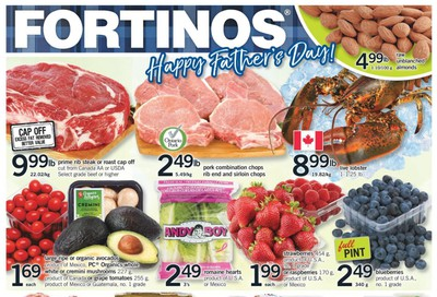 Fortinos Flyer June 18 to 24