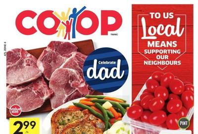 Foodland Co-op Flyer June 18 to 24