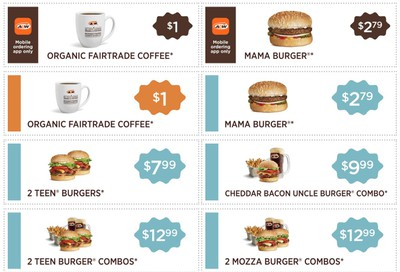 A&W Canada Coupons: until July 12, 2020