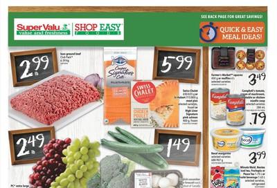 Shop Easy & SuperValu Flyer November 8 to 14