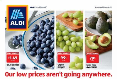 ALDI Weekly Ad & Flyer June 14 to 20