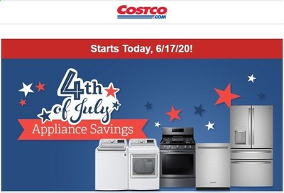 Costco Weekly Ad & Flyer June 17 to July 8