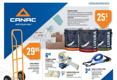Canac Flyer June 18 to 24