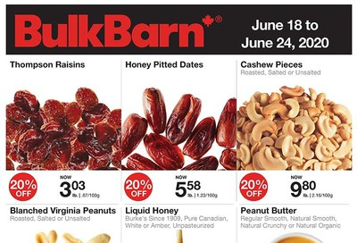 Bulk Barn Flyer June 18 to 24