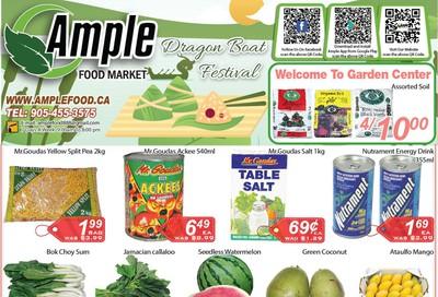 Ample Food Market Flyer June 19 to 25