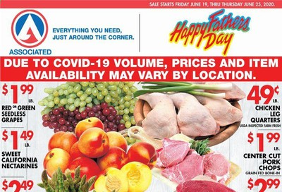 Associated Supermarkets Weekly Ad & Flyer June 19 to 25