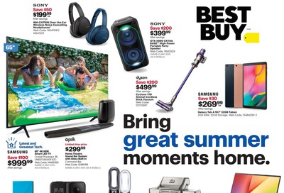 Best Buy Flyer June 19 to 25