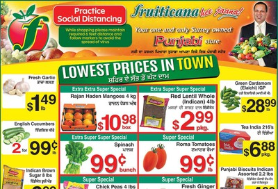 Fruiticana (BC) Flyer June 19 to 24