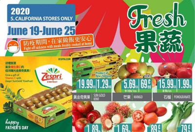 99 Ranch Market Weekly Ad & Flyer June 19 to 25