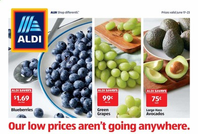 ALDI Weekly Ad & Flyer June 17 to 23