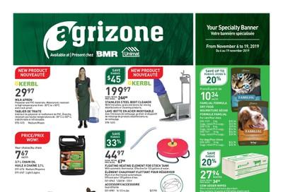 BMR Agrizone Flyer November 6 to 19
