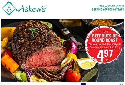 Askews Foods Flyer June 21 to 27