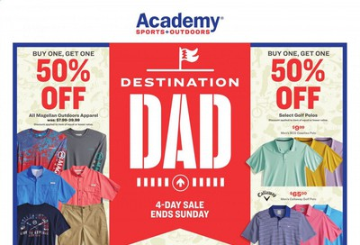 Academy Sports Weekly Ad & Flyer June 18 to 21