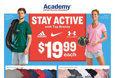 Academy Sports Weekly Ad & Flyer June 22 to 28