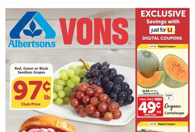 Albertsons Weekly Ad & Flyer June 24 to 30