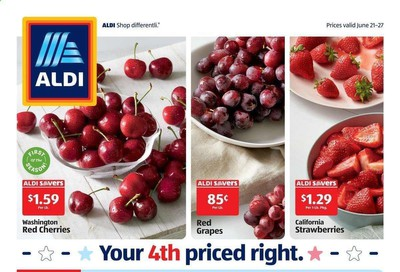 ALDI Weekly Ad & Flyer June 21 to 27