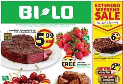 BI-LO Weekly Ad & Flyer June 24 to 30