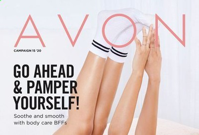 Avon Weekly Ad & Flyer June 24 to July 20