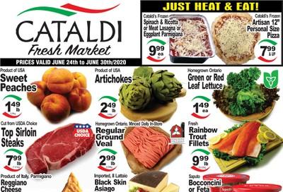 Cataldi Fresh Market Flyer June 24 to 30