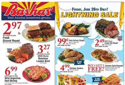 Bashas Weekly Ad & Flyer June 24 to 30