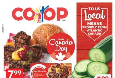 Foodland Co-op Flyer June 25 to July 1