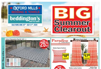 Oxford Mills Flyer June 24 to July 21