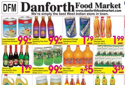 Danforth Food Market Flyer June 25 to July 1