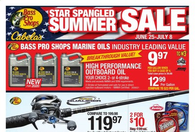 Cabela's Weekly Ad & Flyer June 25 to July 8