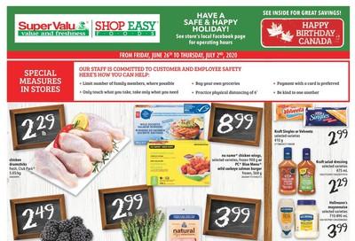 Shop Easy & SuperValu Flyer June 26 to July 2