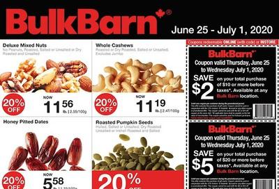 Bulk Barn Flyer June 25 to July 1