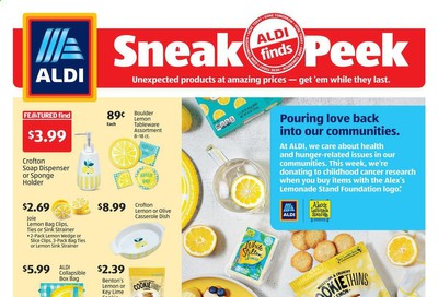 ALDI Weekly Ad & Flyer July 1 to 7