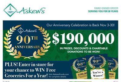 Askews Foods Flyer November 10 to 16