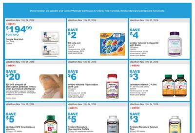 Costco (ON & Atlantic Canada) Weekly Savings November 11 to 17