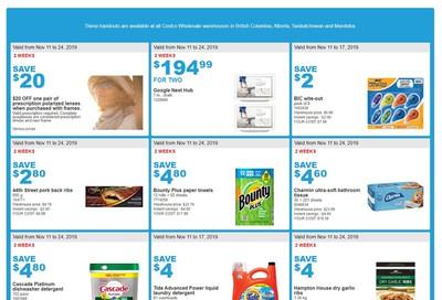 Costco (BC, AB, SK and MB) Weekly Savings November 11 to 17