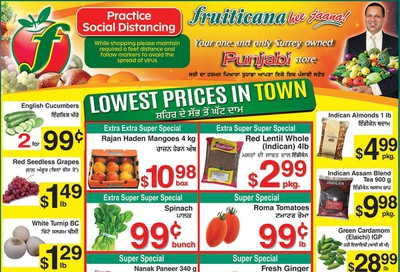 Fruiticana (BC) Flyer June 25 to July 1