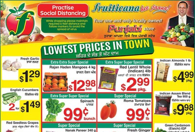 Fruiticana (Calgary) Flyer June 26 to July 2