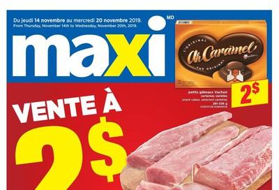 Maxi Flyer November 14 to 20
