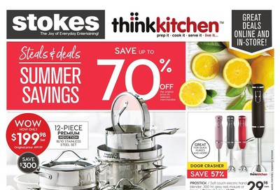 Stokes Flyer June 29 to July 19