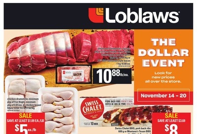 Loblaws (ON) Flyer November 14 to 20