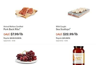 Whole Foods Market (West) Flyer November 13 to 19