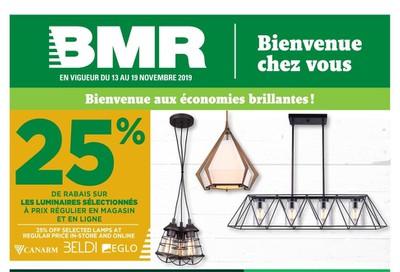 BMR Flyer November 13 to 19